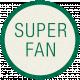 World Cup Label- Super Fan