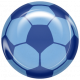 World Cup Bard Soccer Ball- Blue