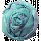 Sweet Summer- Blue Fabric Flower