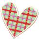Sweet Summer- Heart Sticker