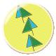 Sweet Summer- Round Sticker