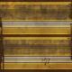 Stripes 101 Paper- Brown & Yellow