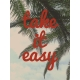 Cruising Journal Cards - Take It Easy