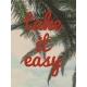 Cruising Journal Cards- Take It Easy