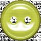Bedouin Button- green
