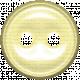 Bedouin Button- yellow