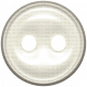 Bedouin Button- white
