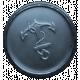 Cruising Elements- Vintage Anchor Button