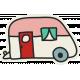 Road Trip- Trailer Sticker