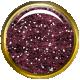 Bedouin Glitter Brad- Purple 2