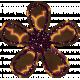 Bedouin Glitter Flower 02
