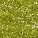 Garden Party- Lime Seamless Glitter
