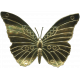 Garden Party Butterfly- Metallic