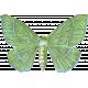 Garden Party Butterfly- Green