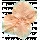 Garden Party Silk Flower- Coral