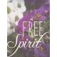 Garden Party Journal Cards- Free Spirit Journal Card