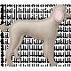 Meet Me In Paris- Felt Poodle