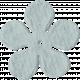 Paper Flower 09- White