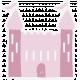 Slovenia Castle 02 Purple