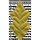 Slovenia Leaf- Olive Green