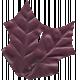 Slovenia Leaves- Brown