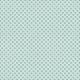 Polka Dots 23- Aqua & White