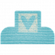 Tab Shape 02 - Aqua & Heart