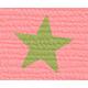Bolivia Label- Star
