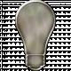Metal Light Bulb 02