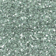 Birds in Snow Glitter - Light Teal
