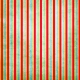 Red Green Stripes Paper