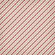 Stripes 73- Teal & Red