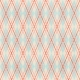 Argyle 8 - Blue & Pink - Distressed