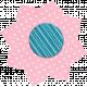 Pink Polka Dot Flower 2