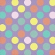 Polka Dots Paper 44- Purple