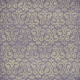 Ornamental Paper - Purple & Yellow
