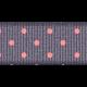 Ribbon 08- Polka Dots- Purple & Pink