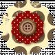 Paper Flower- Polka Dots