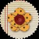 Paper Flower- Notebook & Polka Dots