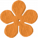 Paper Flower 09- Orange