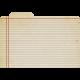 Index Card- Notebook