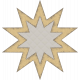 Textured Grunge Star 03