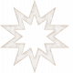 Textured Grunge Star 04
