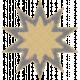 Textured Grunge Star 07