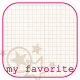 My Favorite Grid Tag