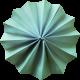 Paper Flower 20- Teal