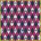 Argyle 22 Paper- Navy & Pink
