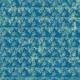 Floral Paper- Blue & Green