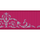 Medium Ribbon- Ornamental 01- Pink & Purple