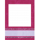Pink & Purple Polaroid Frame